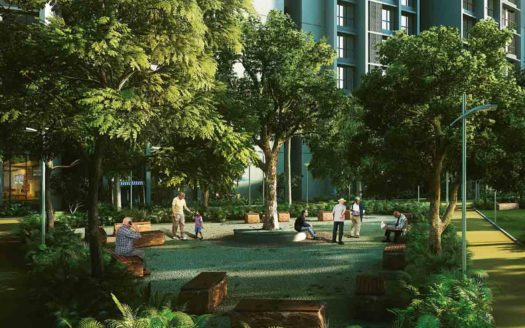 Runwal Forest (3 BHK)
