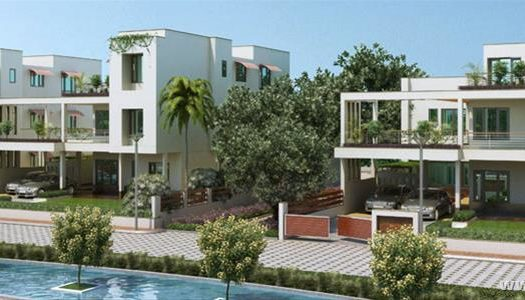Pebble Bay Dream Bungalow (4 BHK) Duplex
