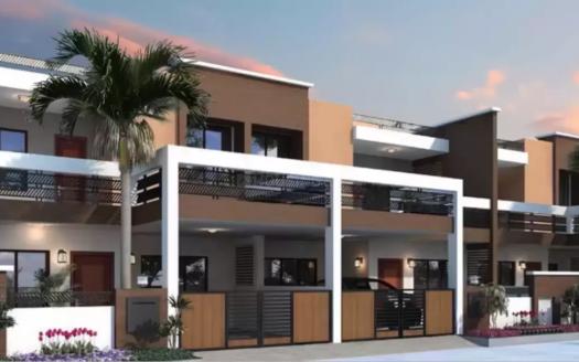 Fortune Glory Extension-II (4BHK) Duplex