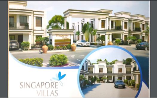 Singapore Villas (3 BHK) Duplex