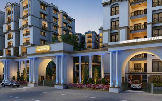 Western Courtyard (5 BHK) Apartment